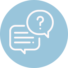 Preguntas frecuentes sobre Ahorrar en Energía Icono