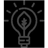 Precio kWh fijo icono