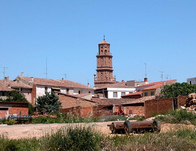 Compañia de luz y gas en Aldeanueva de Ebro