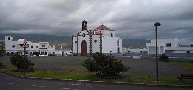 Compañia de luz y gas en Arico