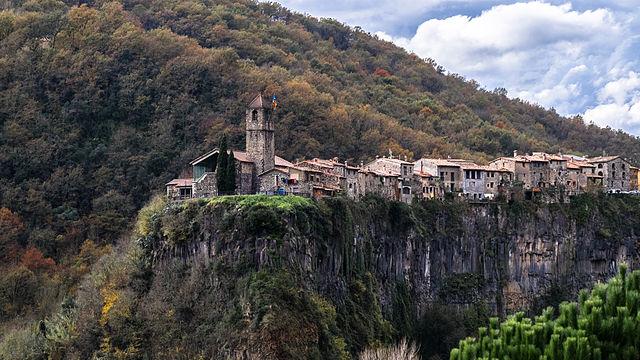 Compañia de luz y gas en Castellfollit de la Roca