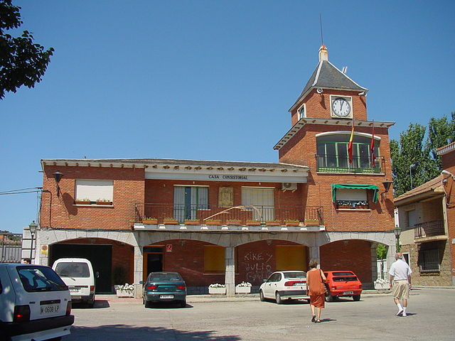 Compañia de luz y gas en Colmenar del Arroyo