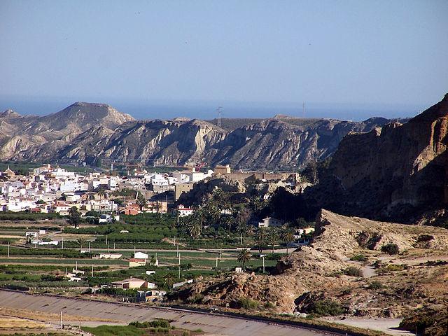 Compañia de luz y gas en Cuevas del Almanzora