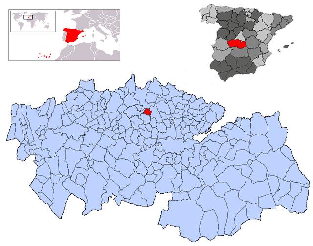 Compañia de luz y gas en Portillo de Toledo