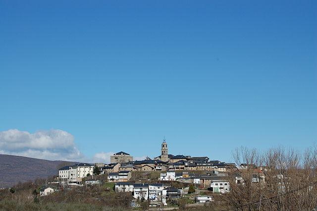 Compañia de luz y gas en Puebla de Sanabria