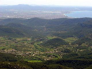 Compañia de luz y gas en Puigpunyent