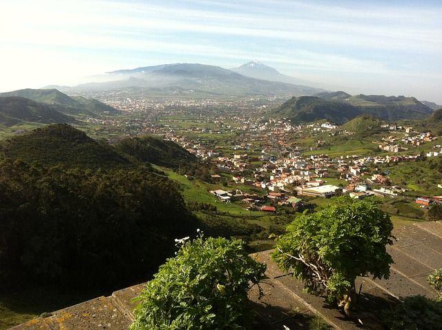 Compañia de luz y gas en San Cristóbal de La Laguna