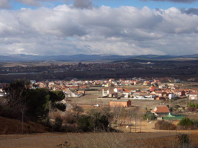 Compañia de luz y gas en San Justo de la Vega