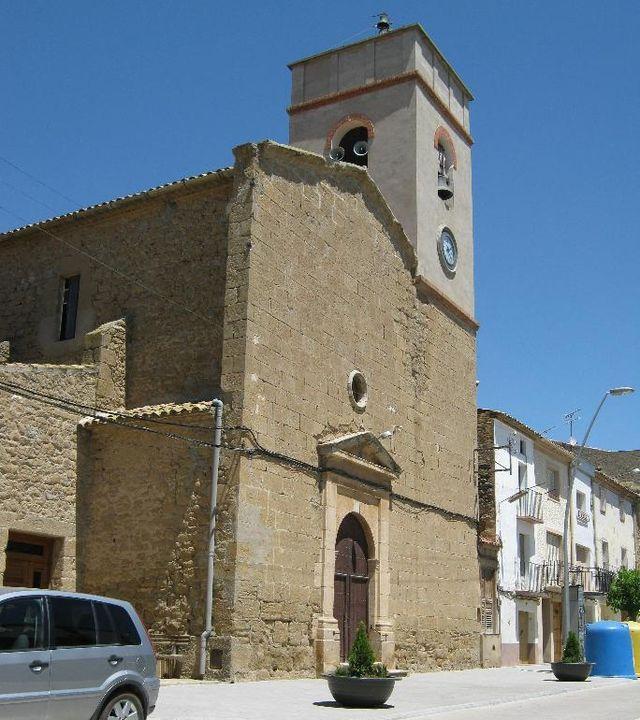 Compañia de luz y gas en Vallfogona de Balaguer