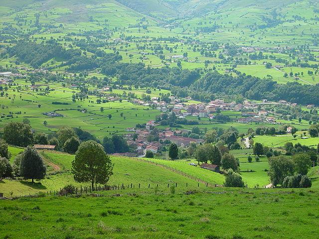 Compañia de luz y gas en Villacarriedo