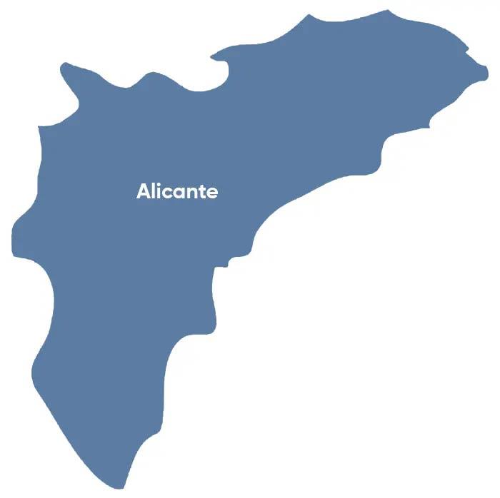 Compañia de luz y gas en Alicante