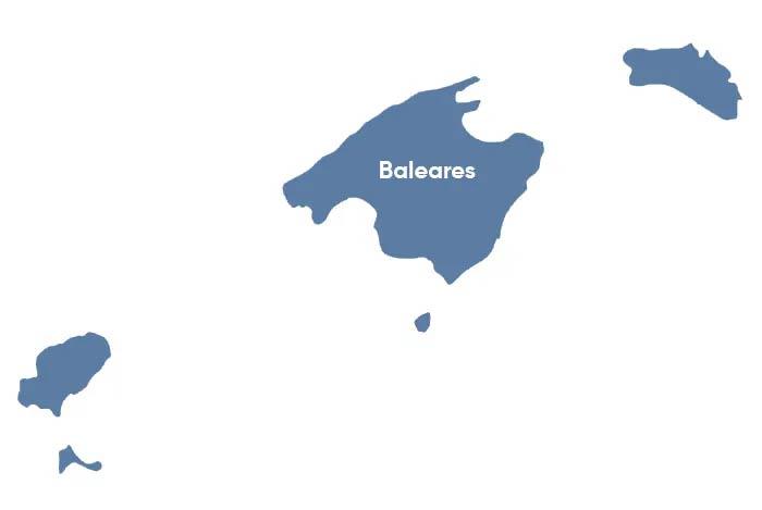 Compañia de luz y gas en Baleares