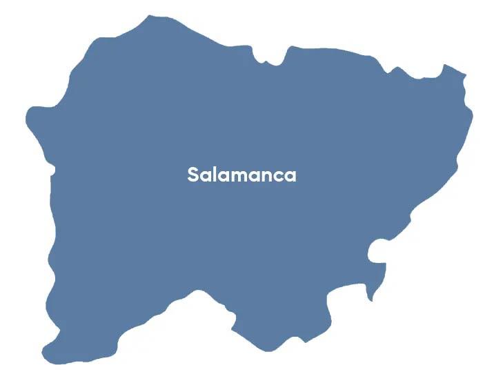Compañia de luz y gas en Salamanca