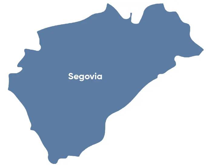 Compañia de luz y gas en Segovia