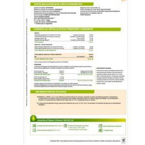 2ª-factura-iberdrola-gas