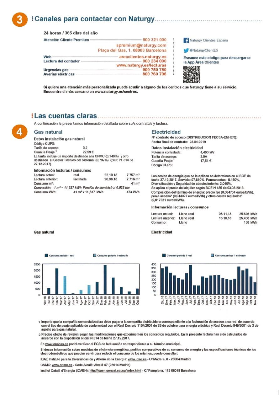factura naturgy gas -2